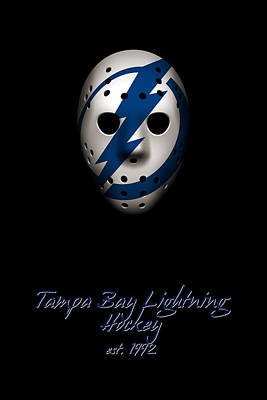Photograph - Tampa Bay Lightning Established by Joe Hamilton