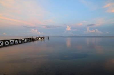 Photograph - Tampa Bay Sunrise by Donna Kennedy
