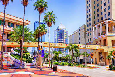 Photograph - Tampa Fl by Chris Smith