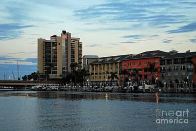 Photograph - Tampa Florida by Gary Wonning
