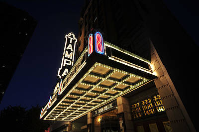 Photograph - Tampa Theatre by David Lee Thompson