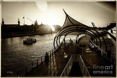 Photograph - Tampa's Gaudiesque Like Walk by Rene Triay Photography