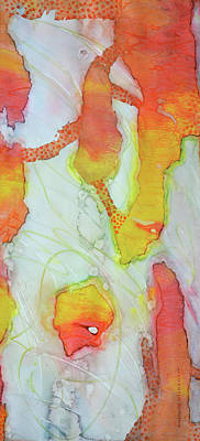 Painting - Tangerine Dream by Lynda Hoffman-Snodgrass