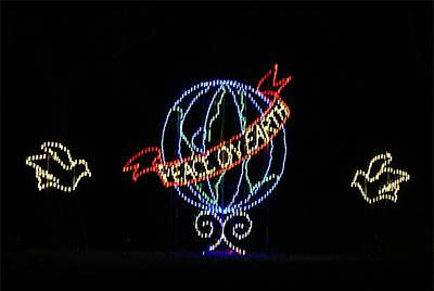 Photograph - Tanglewood Peace On Earth by Kathryn Meyer