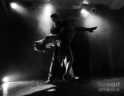 Photograph - Tango Buenos Aires 3 by Bob Christopher