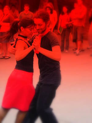 Funkpix Digital Art - Tango Catalan by Funkpix Photo Hunter