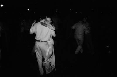 Photograph - Tango Central Park Two Couples by Dave Beckerman