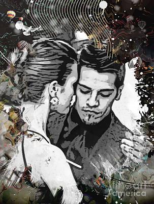 Photograph - Tango - Inspirations by Wilko Van de Kamp