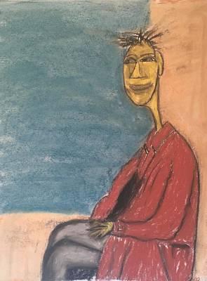 Pastel - Tanguy Smirks by Mario Perron