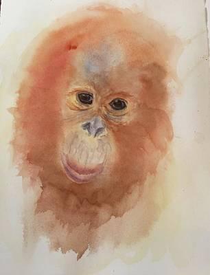 Tangy Art Print by Lori Chase