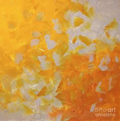 Painting - Tangy by Preethi Mathialagan