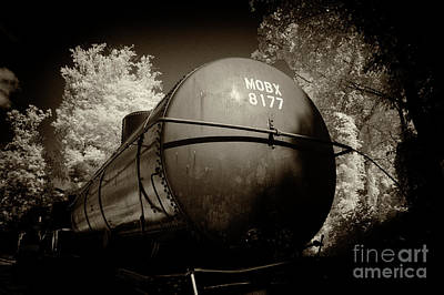 Photograph - Tanker 8177 by Paul W Faust - Impressions of Light