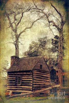 Photograph - Tannenbaum Historic Cabin Fx by Dan Carmichael
