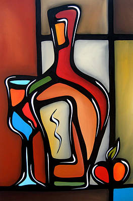 Tannins By Fidostudio Art Print by Tom Fedro - Fidostudio