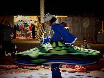 Photograph - Tanoura Dancer by Jouko Lehto