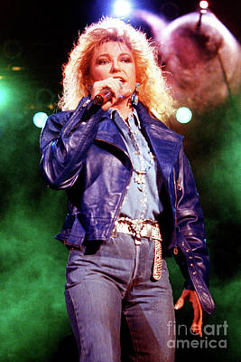 Tanya Tucker Photograph - Tanya Tucker-93-0664 by Timothy Bischoff