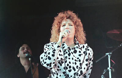 Tanya Tucker Photograph - Tanya Tucker's Terrific by Mike Martin