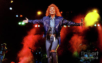 Tanya Tucker Photograph - Tanya Tucker-93-0678 by Timothy Bischoff
