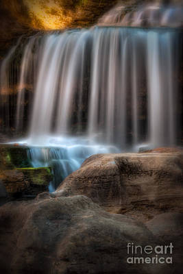 Photograph - Tanyard Creek 2 by Larry McMahon