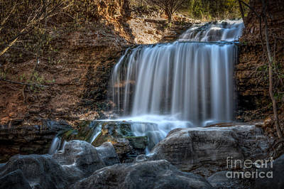 Photograph - Tanyard Creek by Larry McMahon