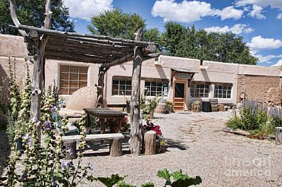 Photograph - Taos Adobe Complex by Brenda Kean