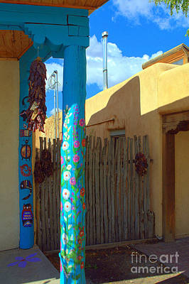 Photograph - Taos Beauty by Anjanette Douglas