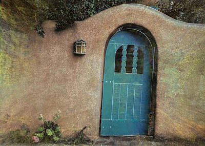 Photograph - Taos Casa 5 by Kate Word