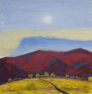 Taos Dream Art Print by John Hansen