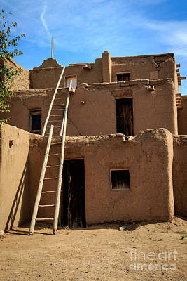 Photograph - Taos Pueblo by Richard Smith