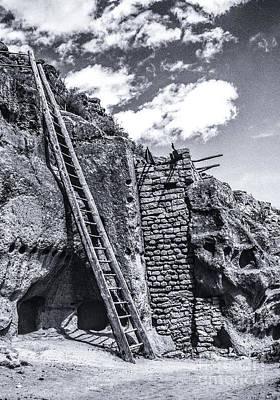 Photograph - Taos Pueblo by Sam Stanton