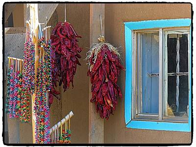 Photograph - Taos Something In The Light 10 by Mario Perron