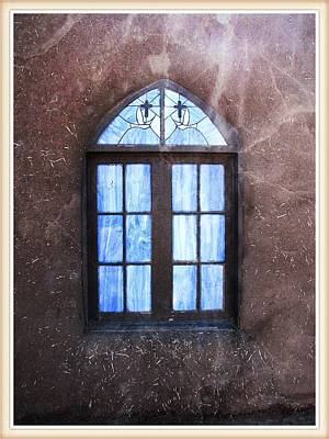 Taos, There's Something In The Light 4 Art Print