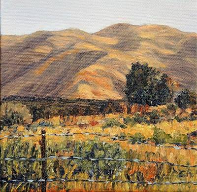 Painting - Taos View by Candi Hogan