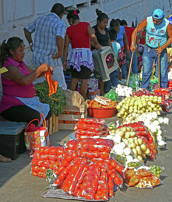 Photograph - Tapachula 8 by Ron Kandt
