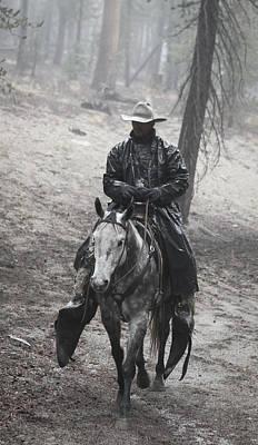 Photograph - Tapadero Cowboy by Diane Bohna