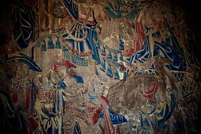 Photograph - Tapestry Color by Eric Tressler