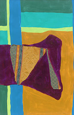 Visual Quality Painting - Tapestry 2 by Dan Houston