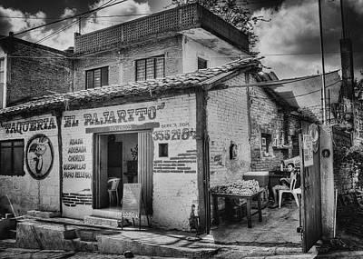 Photograph - Taqueria Cihuatlan by Doug Matthews