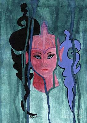 Painting - Tara by Minnie Lippiatt