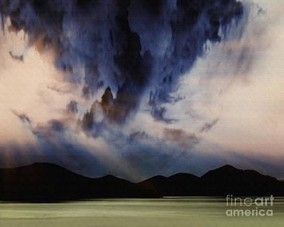 Photograph - An Island Too Far by Edmund Nagele