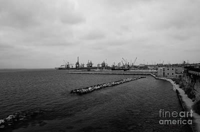 Photograph - Taranto Harbour by Leonardo Fanini