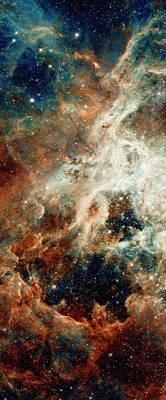 Photograph - Tarantula Nebula Triptych 1 by Weston Westmoreland
