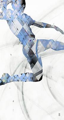 Targyle Soccer Art Print