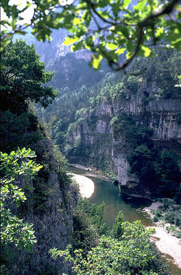 Photograph - Gorges Du Tarn by Flavia Westerwelle