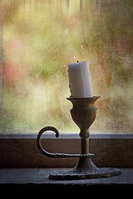 Photograph - Tarnished Light - 365-223 by Inge Riis McDonald