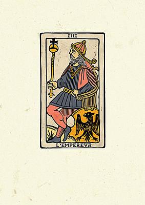 Tarot - The Emperor Original