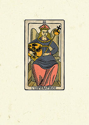 Tarot - The Empress Original