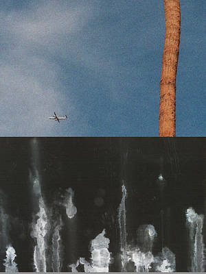 Photograph - Tarp And Sky by Stan  Magnan