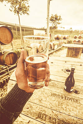 Beer Royalty-Free and Rights-Managed Images - Tasmanian ciders by Jorgo Photography - Wall Art Gallery