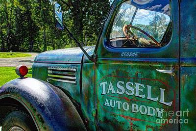 Photograph - Tassell by Randy Pollard